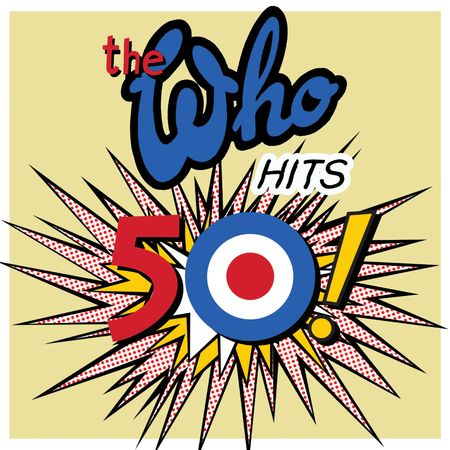 The Who: The Who Hits 50 (CD)