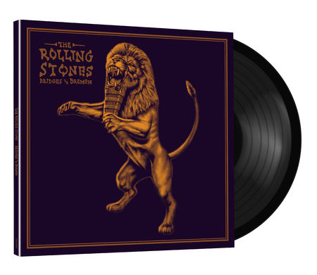 The Rolling Stones: Bridges To Bremen 3LP