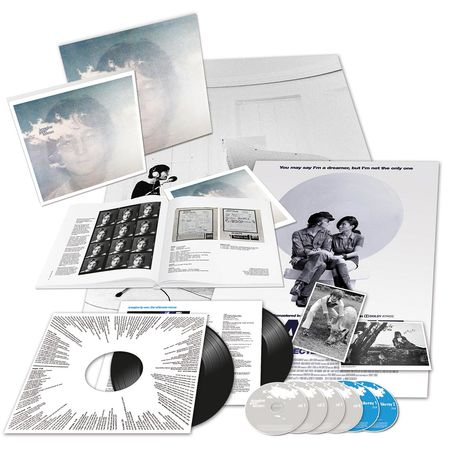 John Lennon: Imagine The Ultimate Collection Audio Bundle (Black Vinyl)