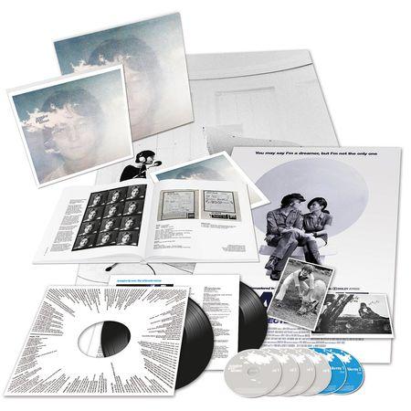 John Lennon: Imagine The Ultimate Collection Audio Bundle (Black Vinyl)