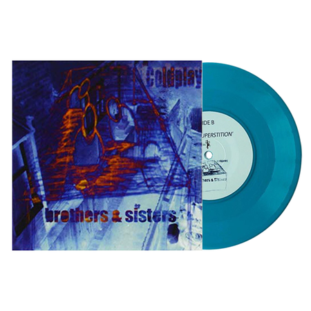 Coldplay: The Sisters: Limited Edition Baby Blue Vinyl