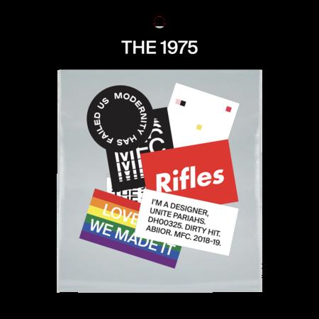 The 1975: STICKER SET