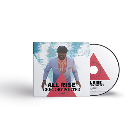 Gregory Porter: All Rise (CD Digipak)