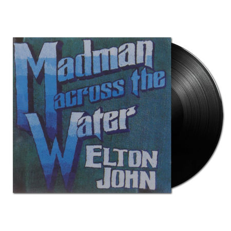 Elton John: Madman Across The Water (LP)
