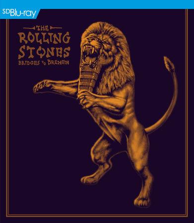 The Rolling Stones: Bridges To Bremen Blu-Ray + 2CD