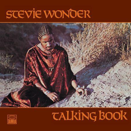Stevie Wonder: TALKING BOOK (REMASTERED)