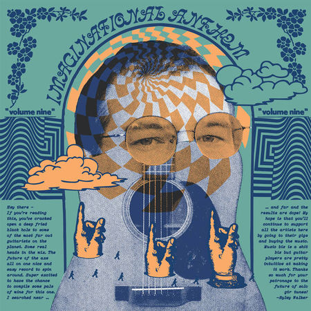 Various Artists: Ryley Walker Presents Imaginational Anthem Vol. Nine