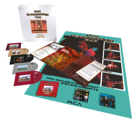 The Tragically Hip: The Road Apples 30th Anniversary Edition 4CD Box Set