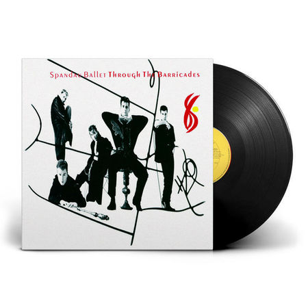 Spandau Ballet: Through The Barricades 180g Audiophile Vinyl