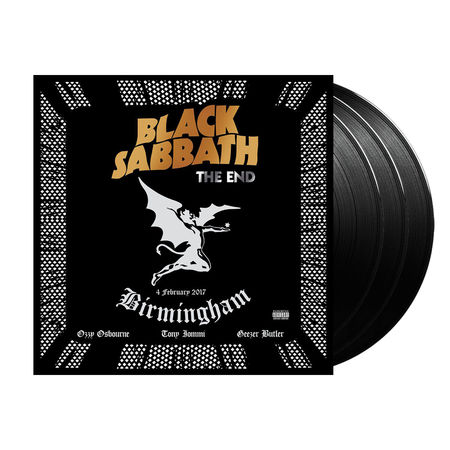 Black Sabbath: The End (3LP)