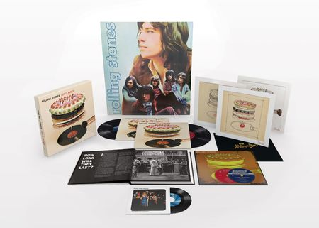 The Rolling Stones: Let It Bleed (50th Anniv) (SDE 2LP/2CD+ 7