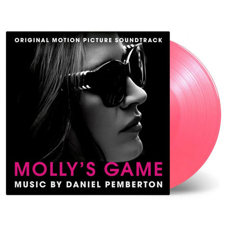 Daniel Pemberton: Molly's Game OST (Pink Vinyl)