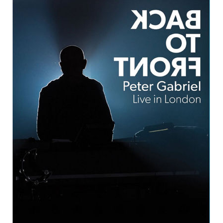 Peter Gabriel: Back To Front Live (DVD)