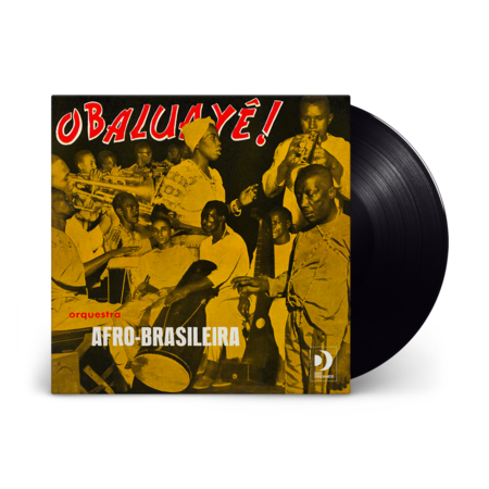 Orqestra Afro Brasileira : Obaluayê: 10