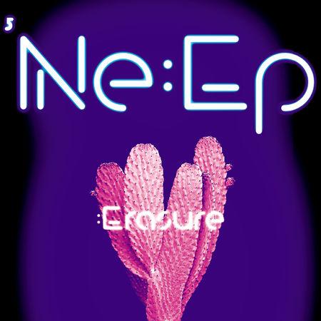 Erasure: Ne:EP CD