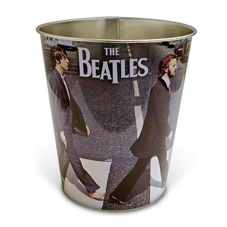The Beatles: Abbey Road Tin Waste Paper Bin