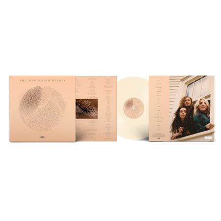 The Wandering Hearts: The Wandering Hearts Signed Coloured LP