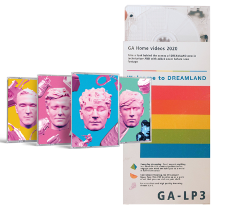 Glass Animals: HANDMADE DREAMLAND VHS & TAPE DECK