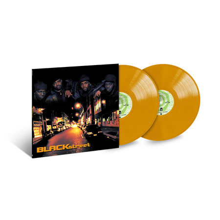Blackstreet: Blackstreet (25th Anniv) (2LP Yellow)