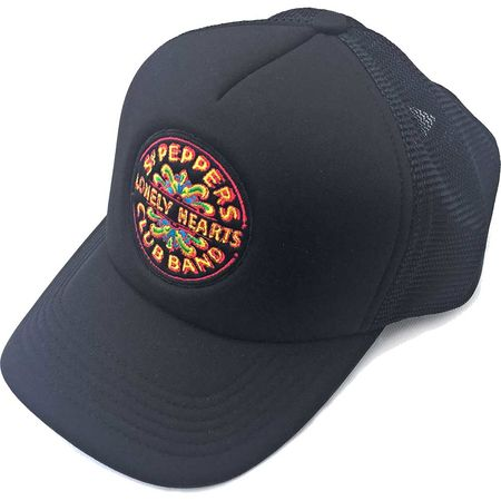 The Beatles: Unisex Sgt Pepper Drum Baseball Cap