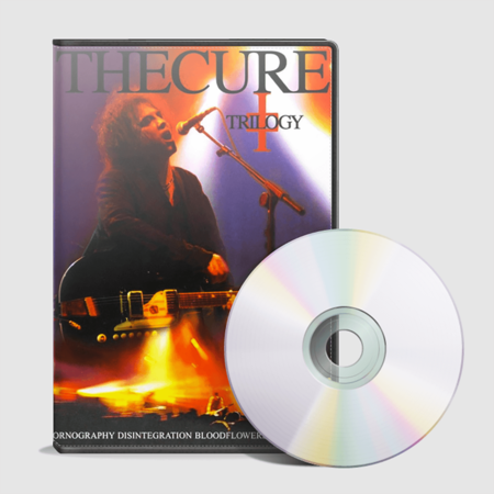 The Cure: Trilogy: Live In Berlin