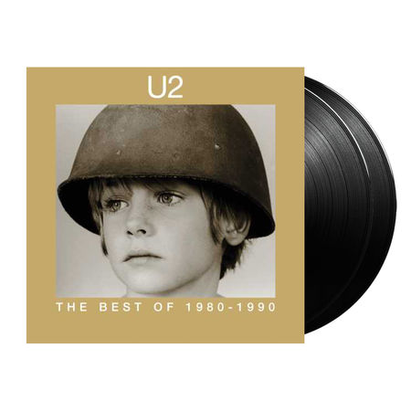 U2: The Best Of 1980-1990 (2LP)