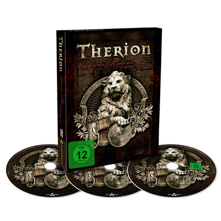 Therion: Adulruna Rediviva And Beyond