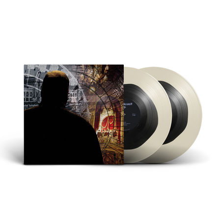 My Morning Jacket: Evil Urges: Limited Edition Cream + Black Blob Vinyl 2LP