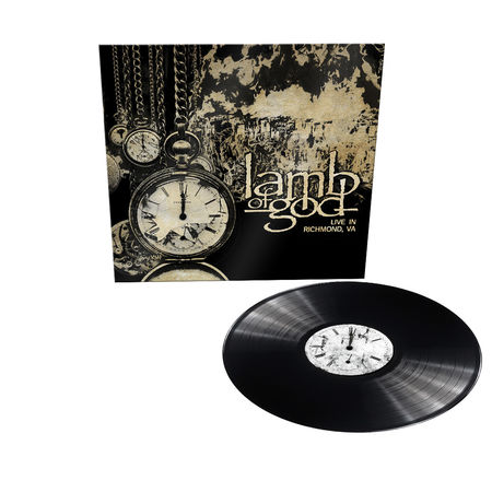 Lamb of God: Live In Richmond, VA: Limited Edition Vinyl