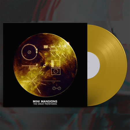 Mini Mansions: Mini Mansions - 'The Great Pretenders' LP