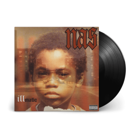 Nas: Illmatic: Vinyl LP