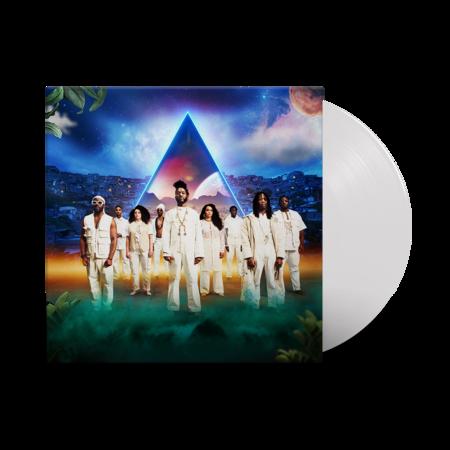Steam Down: Five Fruit: Signed Exclusive Clear Vinyl LP