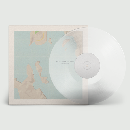 Tindersticks: No Treasure But Hope: Limited Edition Clear Vinyl