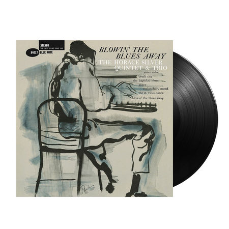 The Horace Silver Quintet & Trio: Blowin' The Blues Away