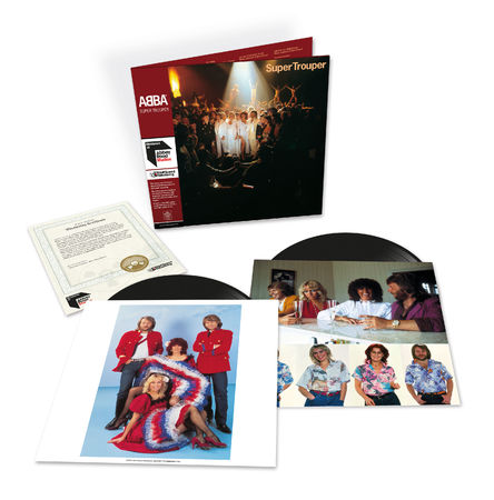 Abba: Super Trouper (2LP Abbey Road Half-SpeedMaster)