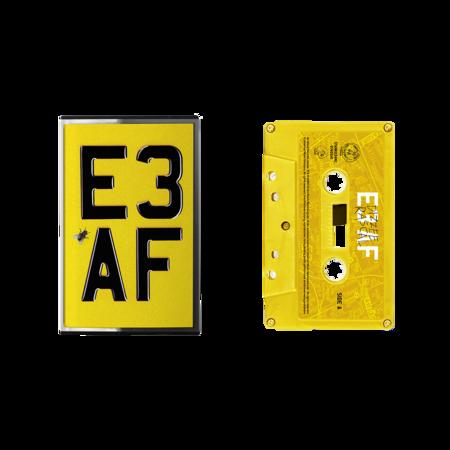 Dizzee Rascal: E3 AF: Limited Edition Cassette