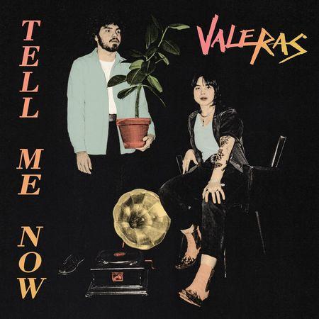 Valeras: Tell Me Now EP + Signed Polaroid