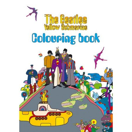 The Beatles: Yellow Submarine Colouring Book