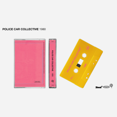 Police Car Collective : 1980 EP LIMITED EDITION 5 TRACK CASSETTE