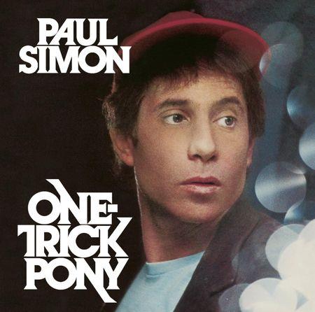 Paul Simon: One Trick Pony: Vinyl LP