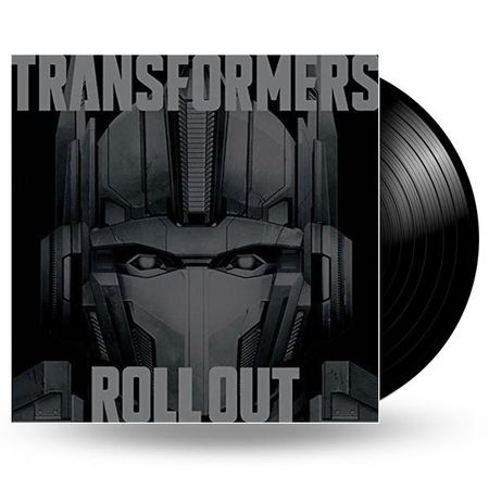 Various Artists: Transformers Roll Out