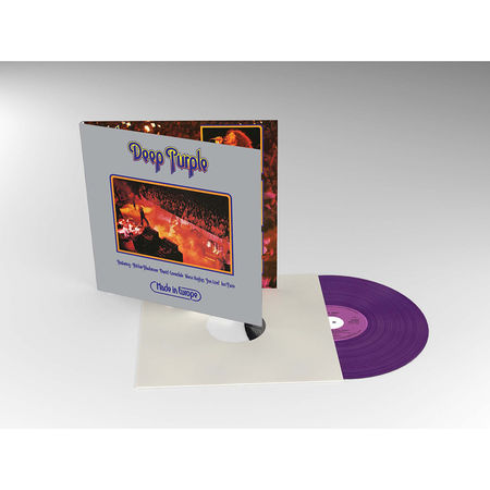 Deep Purple: Made In Europe (Purple Coloured Vinyl)
