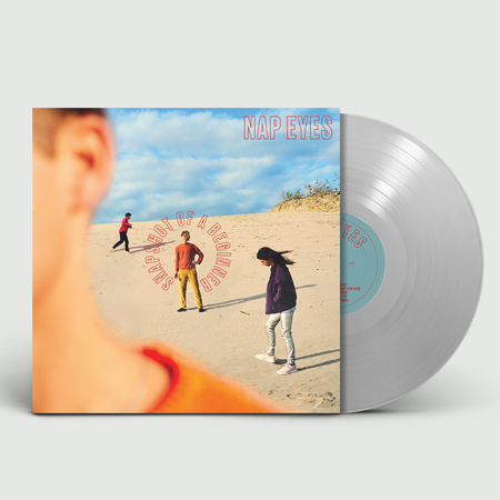 Nap Eyes: Snapshot of a Beginner: Limited Edition Coke Bottle Clear Vinyl