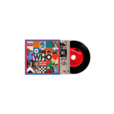 The Who: WHO Softpack CD