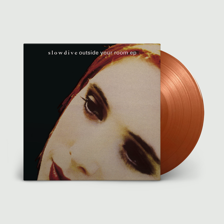 Slowdive: Outside Your Room: Limited Edition Red + Gold Swirled Vinyl