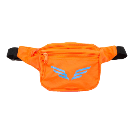 Mumford & Sons : Wings Fanny Pack (Orange)