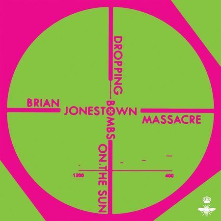 Brian Jonestown Massacre: Dropping Bombs On The Sun (UFO Paycheck): Pink Vinyl