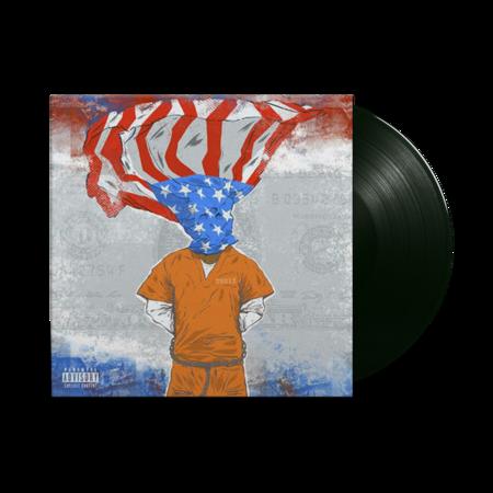 Street Justice & 38 Spesh: Community Service: Black Vinyl LP
