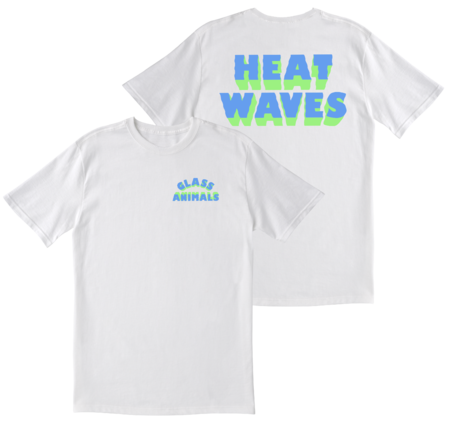 Glass Animals: Heatwaves T-Shirt