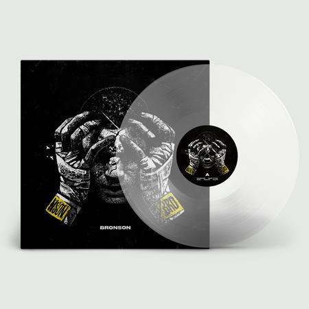BRONSON (ODESZA, Golden Features): BRONSON: Clear Vinyl